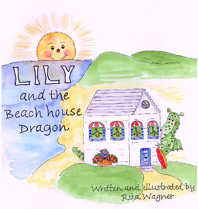 Lily and the Beach House Dragon