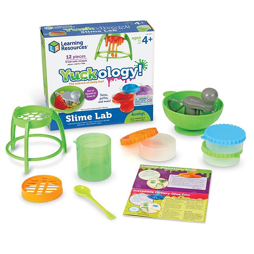 Set de Laboratorio Fábrica de Slime!