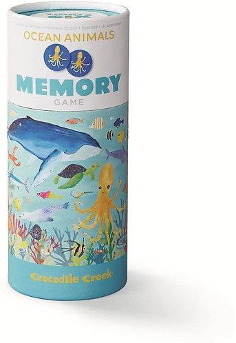 Juego Memoria Animales Marinos