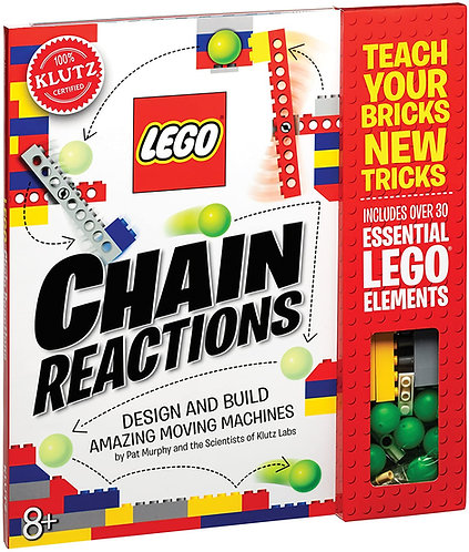 Libro Experimento Lego Cadena de Reacciones