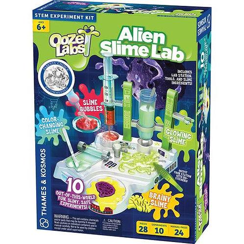 Set de Experimentos Laboratorio Slime!
