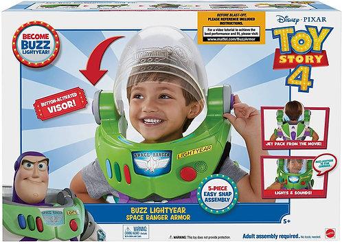 Casco de Astronauta y Jetpack Buzz LightYear