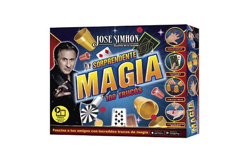Set de Magia 100 Trucos