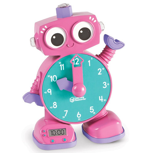 Tock! El Reloj de Aprendizaje
