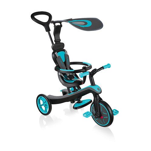 Triciclo y Bicicleta de Balance 4 en 1