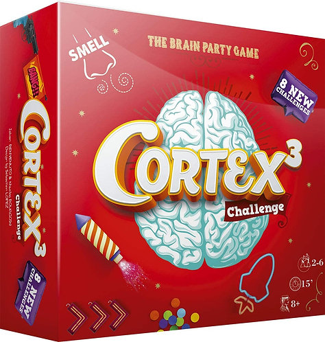 Juego de Mesa Cortex Challenge 3