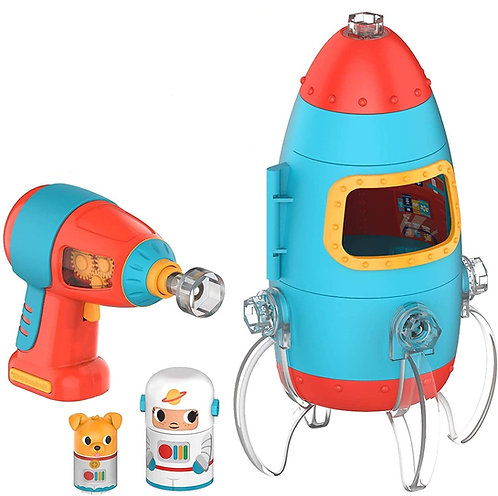Construye Tu Propio Cohete