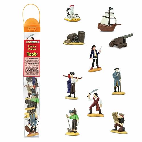 Set figuras de piratas