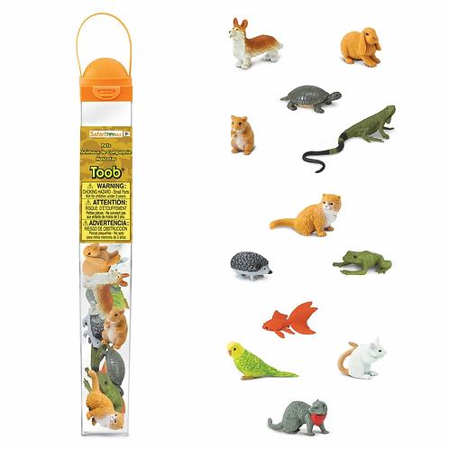 Set animales mascotas