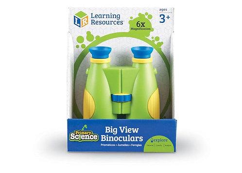 Binoculares para niño