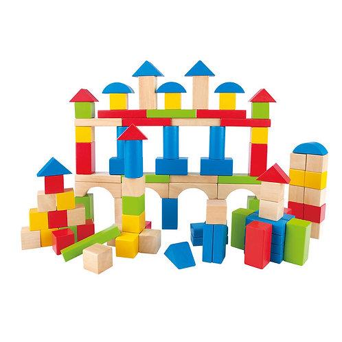 Bloques De Construcción X 101 Piezas