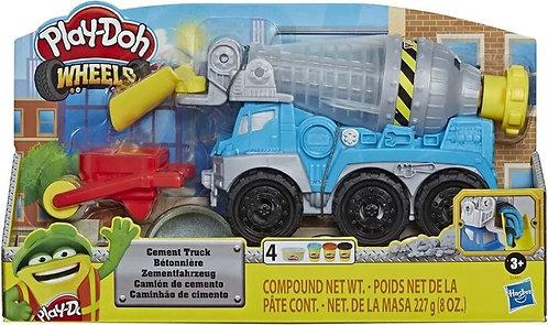 Set de Plastilina Camión De Construcción