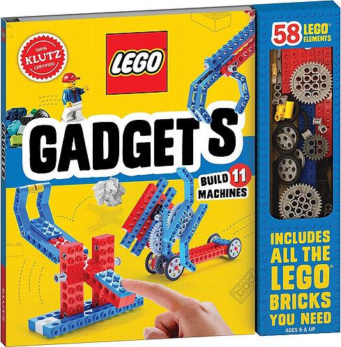 Libro Experimento Lego Gadgets