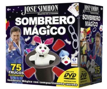 Set De Magia Sombrero Mágico