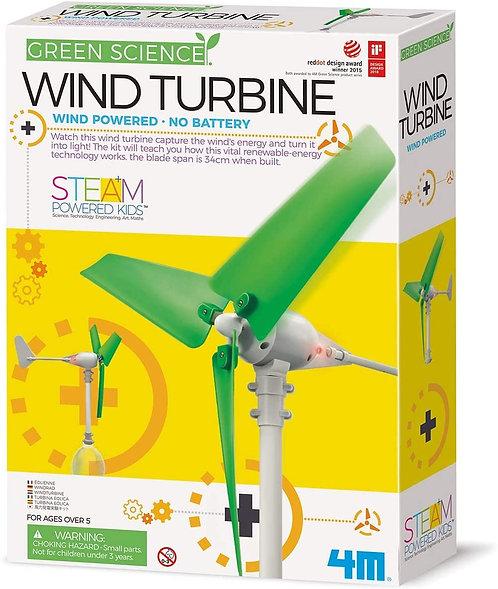Set de Experimentos Turbina Eólica
