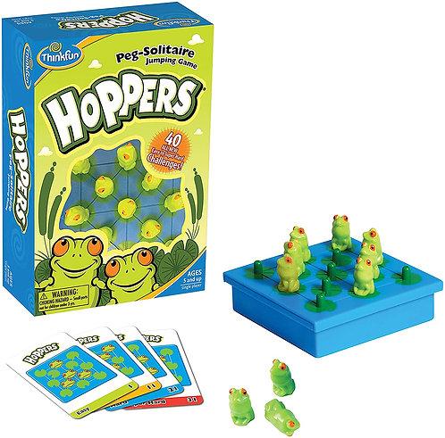 Juego de Lógica Hoopers
