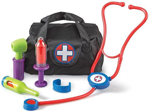 Set Médico Con Maleta Deluxe