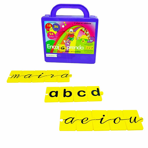Producto Colombiano Aprendiendo el ABC Imprenta