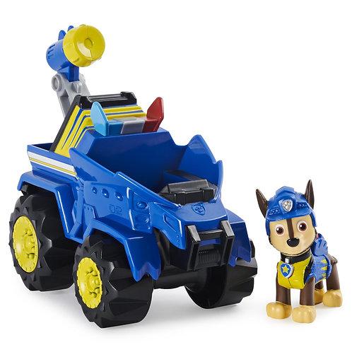 Paw Patrol Vehículo Deluxe de Rescate Chase