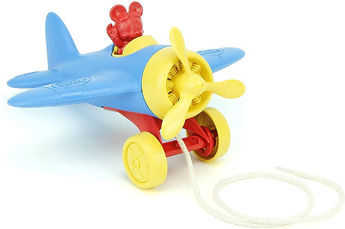 Avión Ecológico de Arrastre Disney Baby
