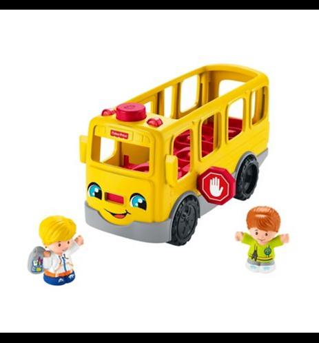 Autobús Escolar Little People Luces y Sonidos