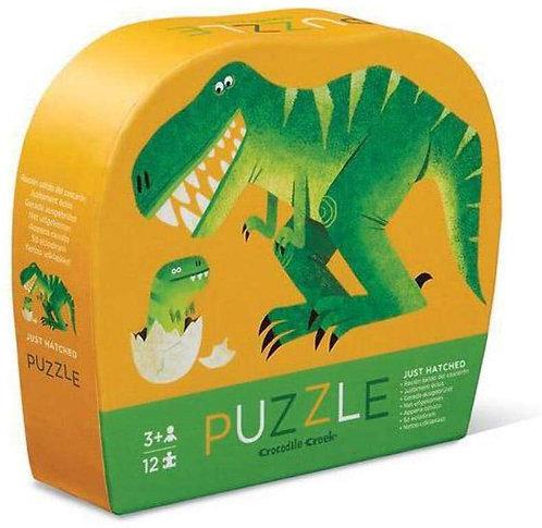Rompecabezas 12 Piezas Familia de Dinosaurios