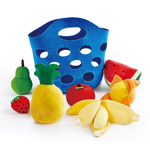 Cesta de Frutas para Bebé