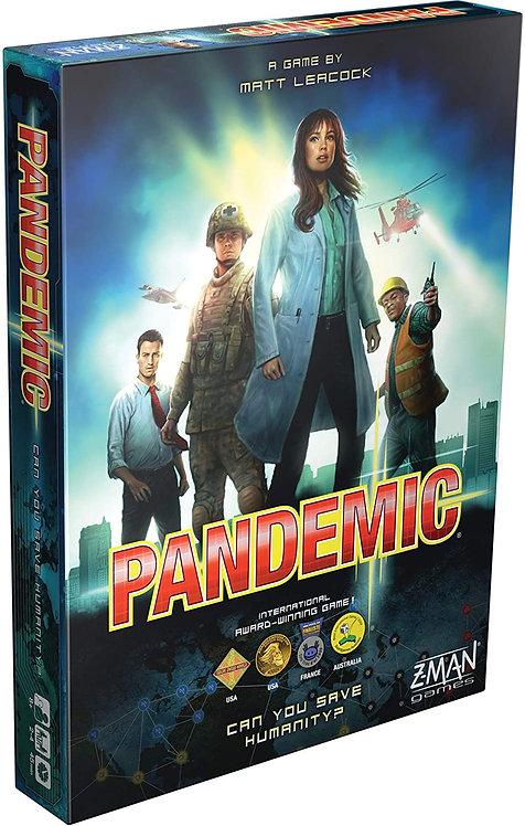Juego De Mesa Pandemic En Español