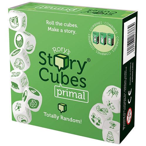Juego De Mesa Story Cubes Primal