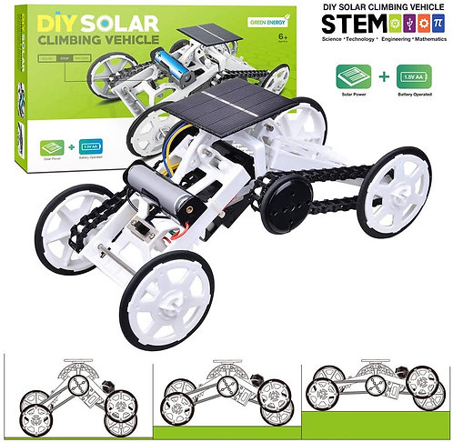 Carro Solar De Escalada STEM