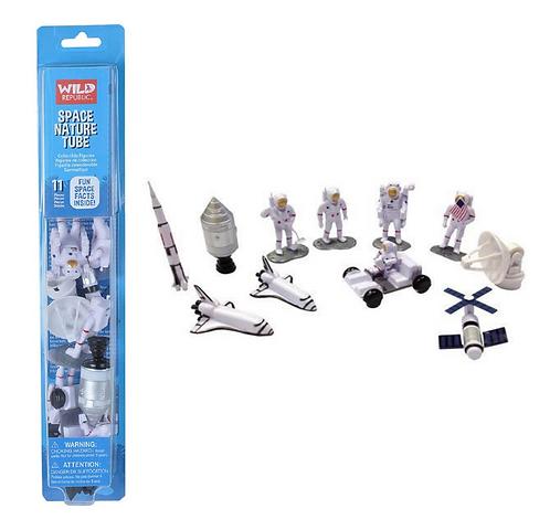 Set De Figuras Del Espacio