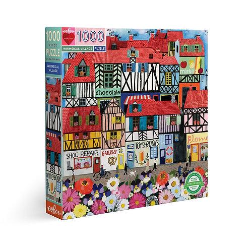 Rompecabezas 1.000 Piezas Whimsical Village