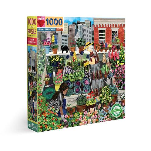 Rompecabezas 1.000 Jardinería