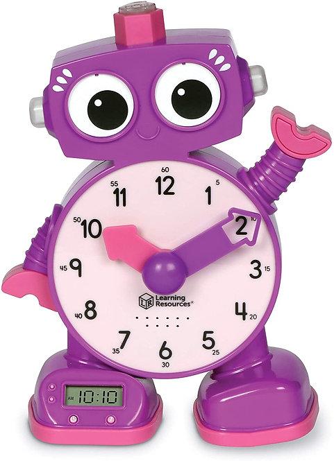 Reloj de Aprendizaje Robot