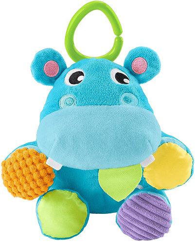 Hipopótamo Sensorial 2 en 1
