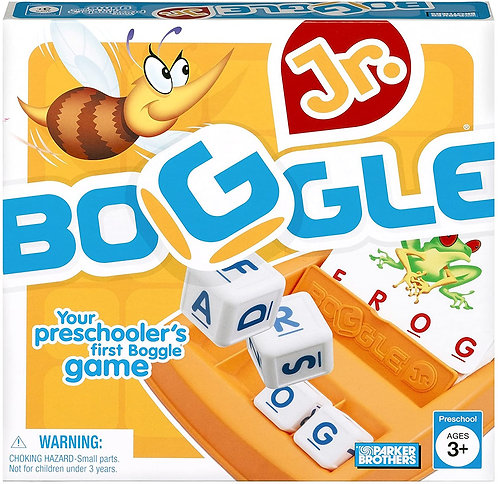 Juego de Mesa Boggle Junior