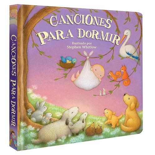 Libro Infantil Canciones Para Dormir