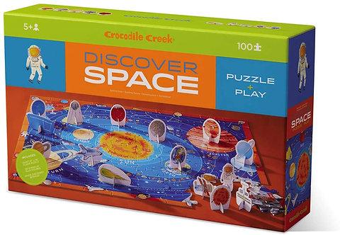 Rompecabezas 100 Piezas Exploración Espacial