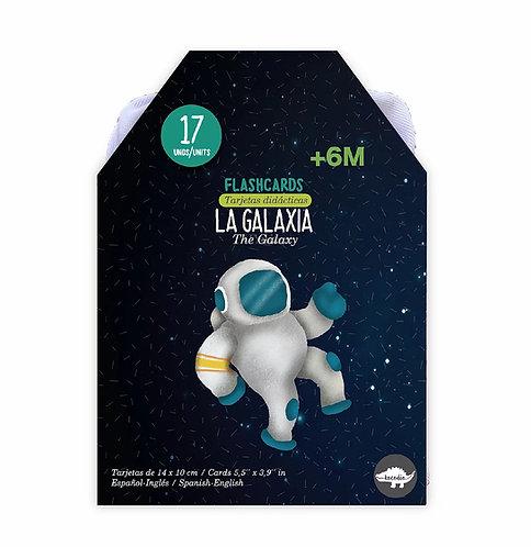 Flash Cards Kocodio La Galaxia