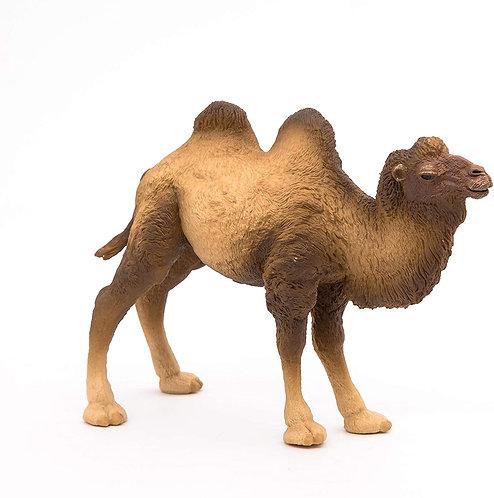 Figura Animales Camello Pintado a Mano