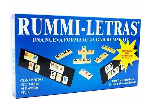 Juego de mesa Rummi-Letras