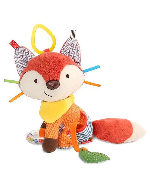 Sonajero Sensorial Texturas FOX