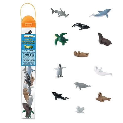 Set animales marinos