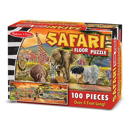 Rompecabezas de Tapete Safari