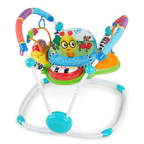 Trampolín con Juegos Para Bebes