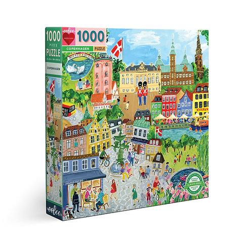 Rompecabezas 1.000 Piezas Copenhagen