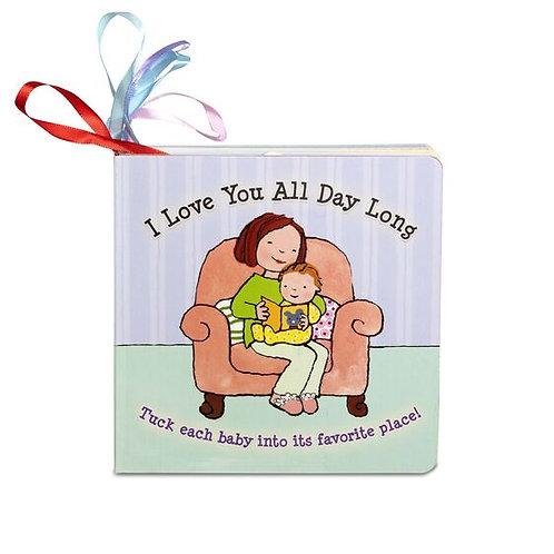 Libro Interactivo Te Amo Todo el Día