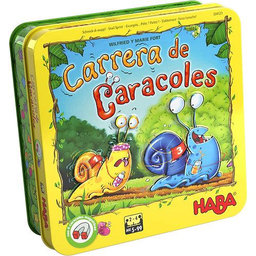 Juego De Mesa Carrera De Caracoles