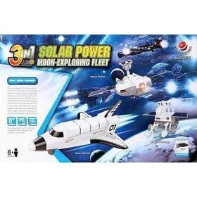 Robot Solar Espacial 3 en 1
