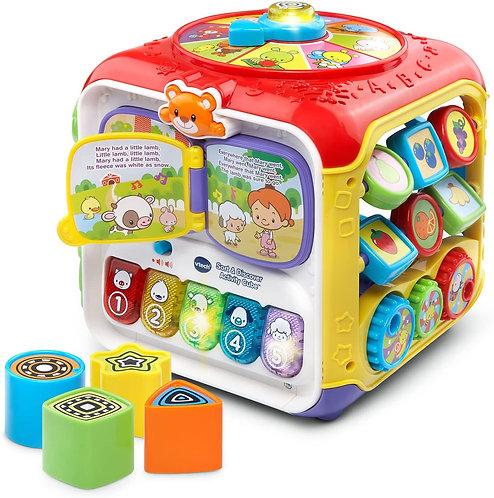 Cubo Interactivo de Aprendizaje para Bebé